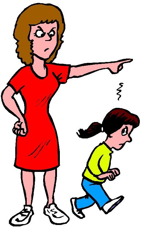 Disegno Bambini Che Parlano.L Aggressivita Nel Bambino
